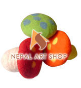 Felt accessories, Felt craft accessories, Nepal Felt craft accessories