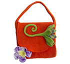 Felt bags, Felt craft, Nepal Felt, wool, felt products, felt shoes, kathmandu, felt products from Nepal