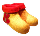 Felt craft, Nepal Felt, wool, felt products, felt shoes, kathmandu, felt products from Nepal