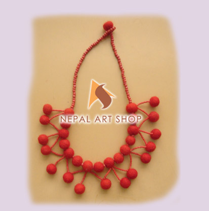 Handmade Felt Jewelry Craft Wholesale Manufacturer