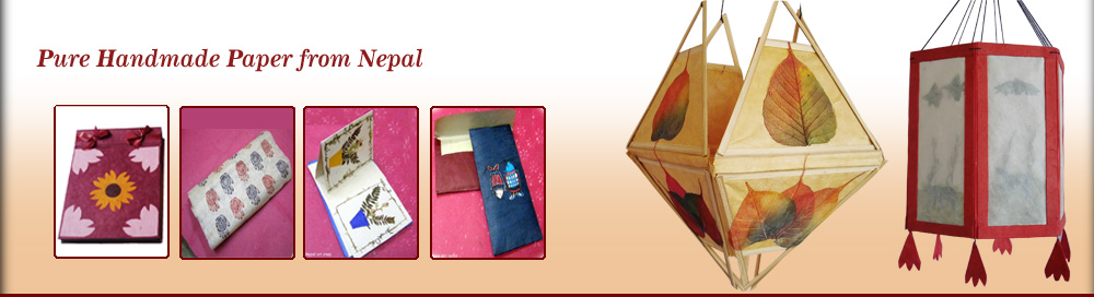 Nepal Handmade Paper Products