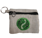 Hemp purse, hemp wallet, hemp purses