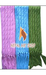 Woolen Muffler Design